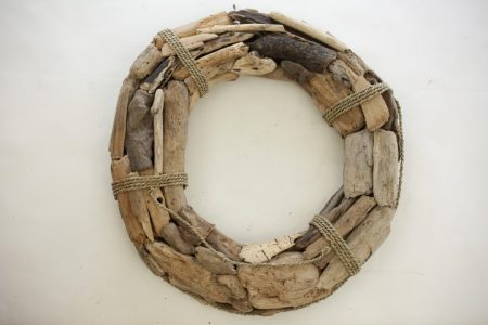 גלגל עץ סחף